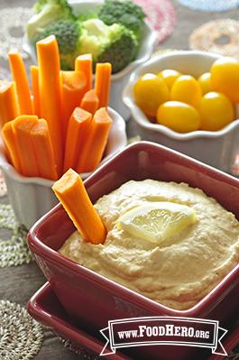 Hummus no tahini