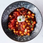 Tomato and Chickpea