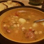 Spanish garbanzo Soup