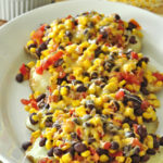 Southwestern Stuffed Potato