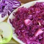 Dutch Red Cabbage with Apples